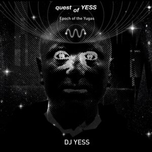 "DJ Yess ""quest of yess"" ""12 EP black vinyl"