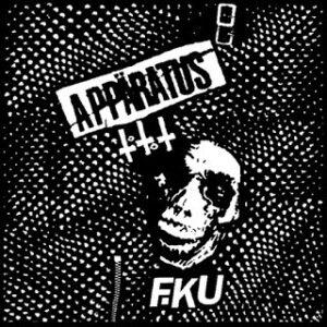 """APPARATUS """"FKU"""" 7inch blue wax"""
