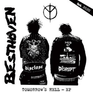 """Besthöven """"Tomorrow´s Hell EP"""" 7inch"""