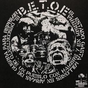 """B.E.T.O.E """"Sometidos Sin Mañana"""" 7inch"""