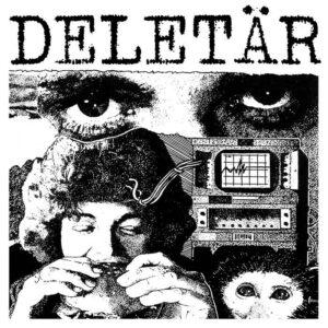 """Deletär """"Deletär"""" 7inch"""