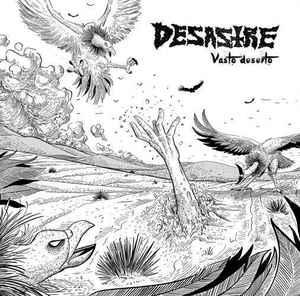 "Desastre ""Vasto Deserto"" 7inch"