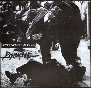 "Dismachine / Cumbrage ""split"" 7inch"