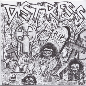 "Distress ‎""Divide & Conquer"" 7inch"