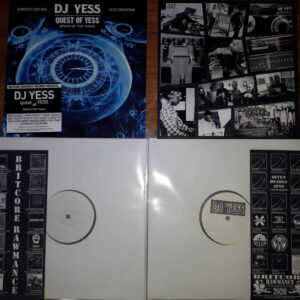 "DJ YESS ""quest of yess"" ""12EP Testpress"