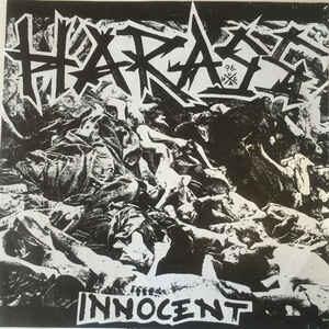 "Harass ""Innocent""  7inch"