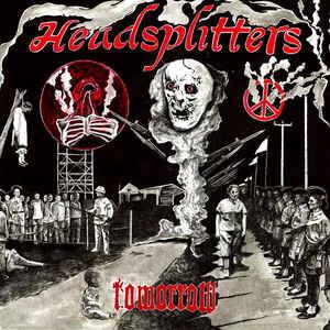 """Headsplitters – Tomorrow"""" 7inch"""