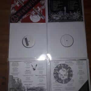 """HEADSPLITTERS """"same title"""" LP Testpress"""