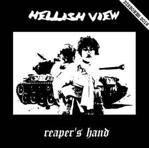 "Hellish View ""Reaper's Hand"" 7inch"