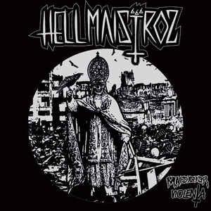 """Hellmaistroz """"Maldicion Violenta"""" 7inch Flexi"""