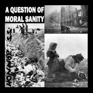 "Honnör SS ""A Question Of Moral Sanity"" 7inch black vinyl"