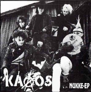 """Kaaos """"Nukke-EP"""" 7inch"""