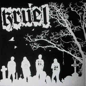 """Kruel """"Kruel"""" 7inch"""