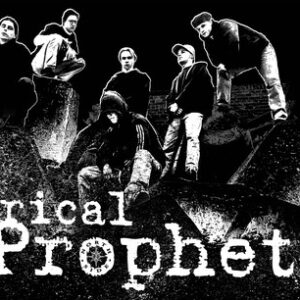 "LYRICAL PROPHETS ""4 parts of war/ northside"" 7inch red wax"