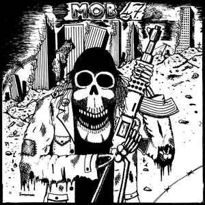 """Mob 47 """"kärnvapen attack"""" 7inch"""