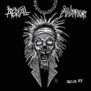 "Återfall / Panikattack ""Split EP"" 7inch"