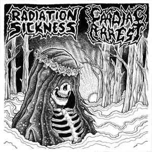 "Radiation Sickness / Cardiac Arrest ‎""split"" 7inch"