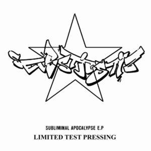 "SELBSTJUSTIZ ""subliminal apocalypse"" ""12 EP Testpress"