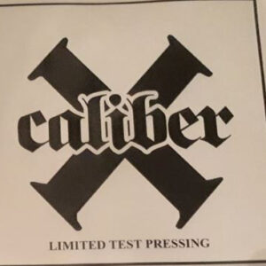 "X-CALIBER ""demo 1998"" ""12 EP Testpress"