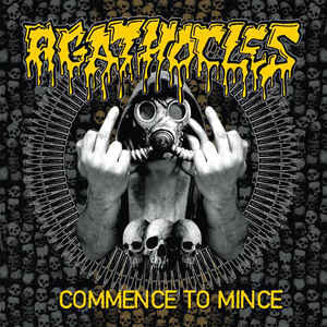 "Agathocles ‎""Commence To Mince"" 12inch"