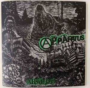 "Appäratus ""Absürd 19″ 12inch touredition"