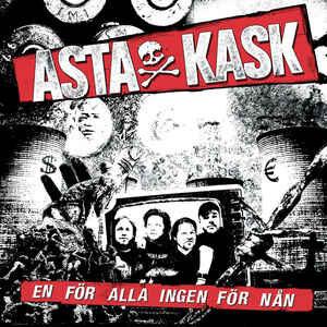 """Asta Kask """"En För Alla Ingen För Nån"""" 12inch white wax"""