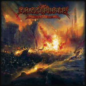 "Chaosbringer ""Turn Into Ruins"" 12inch"