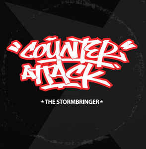 """Counter Attack """"The Stormbringer"""" 12 EP red wax"""