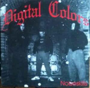 "Digital Colors ""Noiseskills"" LP 2nd press"