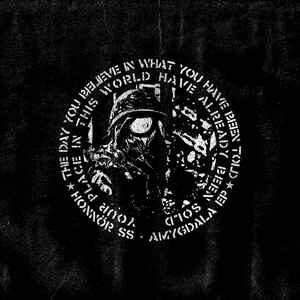 "Honnör SS / Disease ""Amygdala / Dis Nightmare Will Never End…"" 12inch black vinyl"