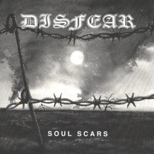 "Disfear ""Soul Scars"" 12inch repress"