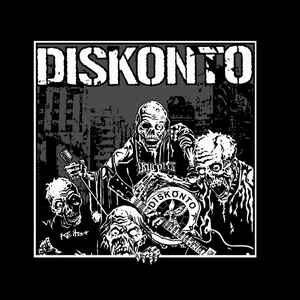 "Diskonto ""Diskontinued "" 12inch black wax"