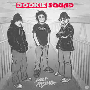 """Dookie Squad """"Deep Rising"""" 12 EP"""