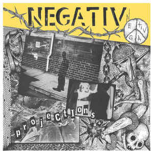 """Negativ """"Projections"""" 12inch"""