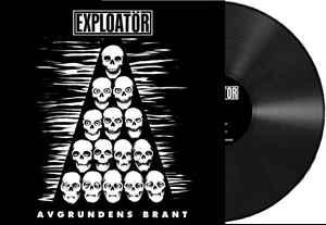 "Exploatör ""Avgrundens Brant"" 12inch 2nd press"