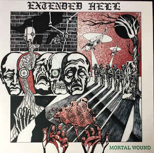"""Extended Hell """"Mortal Wound"""" 12inch"""