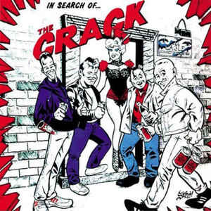 "The Crack ‎""In Search Of The Crack"" 12inch"