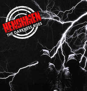 """Henchmen """"The Darkness Rises"""" 12 Ep red wax"""