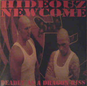 "Hideouz Newcome ‎""Deadly As A Dragon Kiss"" LP"