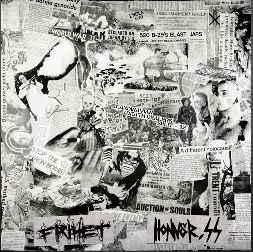 """Frihet / Honnör SS """"Scandinavian Death-Dealers """" 12inch"""