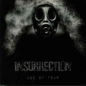 "Insurrection ""Age Of Fear"" 12inch"