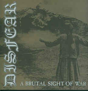 "Disfear ""A Brutal Sight Of War "" 12inch"