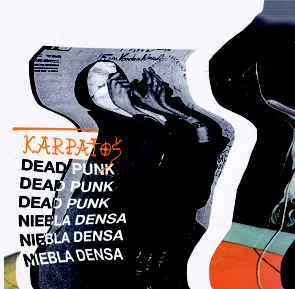 """Karpatos """"Dead Punk Niebla Densa"""" 12inch"""