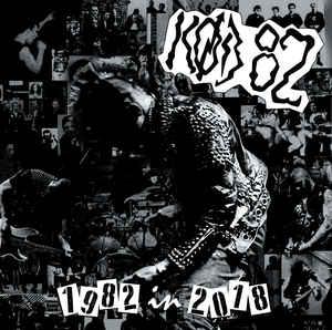 """Kob 82 """"1982 in 2018″ 10inch"""