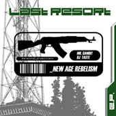 "Last Resort ""New Age Rebelism E.P."" 12 EP white wax"