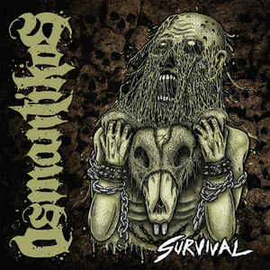 "Osmantikos ‎""Survival"" 12inch"