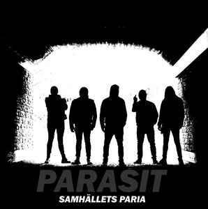 """Parasit """"Samhällets Paria"""" 12inch"""