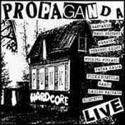 "Various ""Propaganda Live"" 12inch"