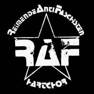 """R.A.F. """"demo '92/'93"""" """"12 EP"""