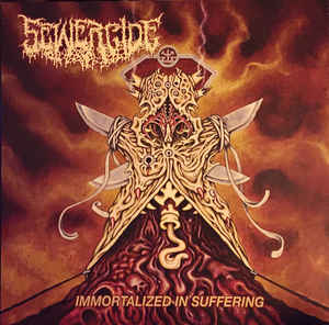 "Sewercide ‎""Immortalized In Suffering"" 12inch"